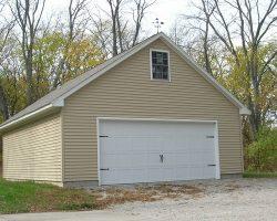 #G0367 - Garage in Bloomington