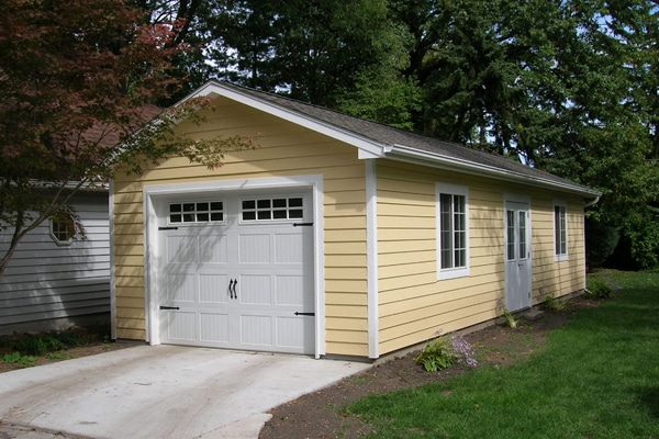 K0269 K0270 Bloomington Garages Coach House Garages