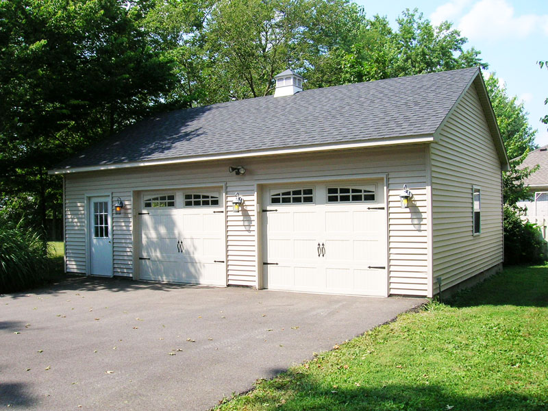 J0279 Garage In Effingham Coach House Garages
