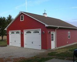 #J0143 - Detached Garage in Mt. Pulaski