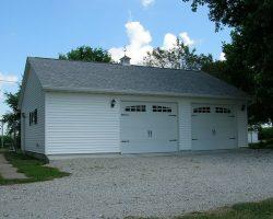 #J0160 - Detached Garage in Chestnut