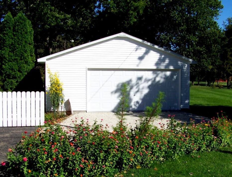 J0282 Garage In Galesburg Coach House Inc
