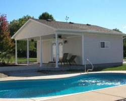 #L0161 - Pool House in Champaign