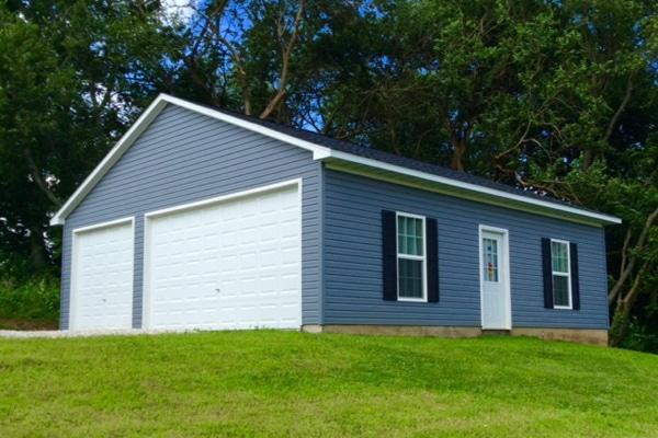 M0278 Garage In Galesburg Coach House Inc