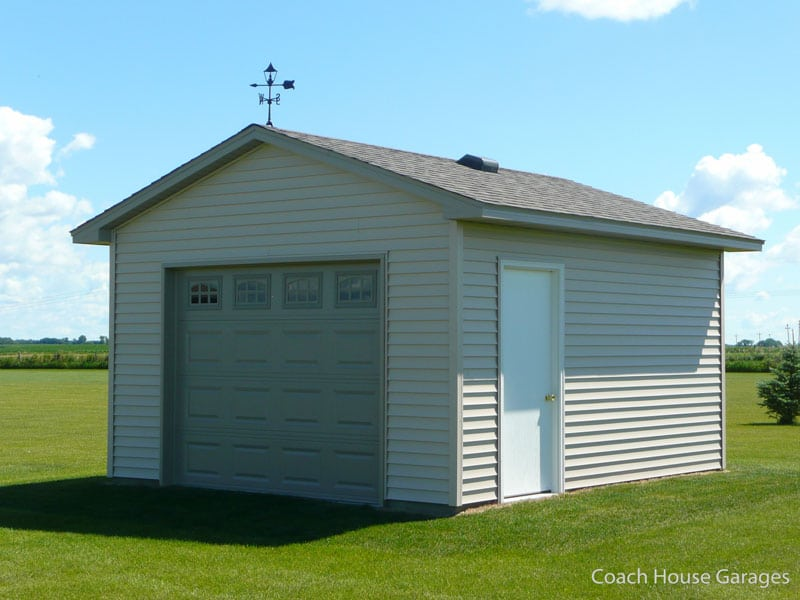 Garage In Port Byron Coach House Garages Of Quad Cities