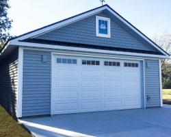 #N0302 - Garage in Mt. Vernon