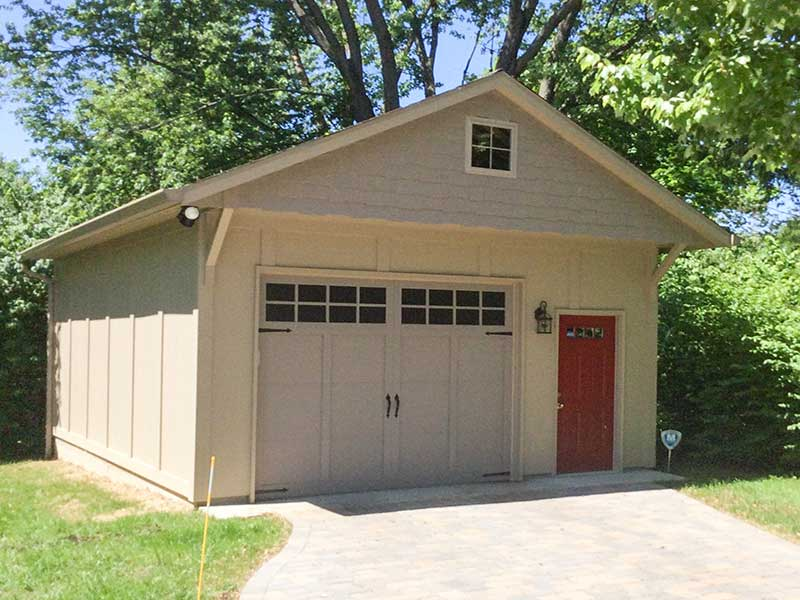 Coach House Garages of Indianapolis