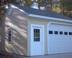 #K0143 - Garage in Bloomington