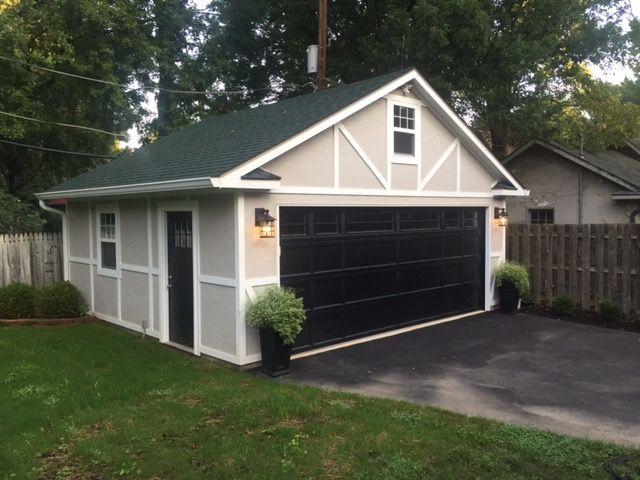 A Detached Garage Coach House, Does A Detached Garage Add Value