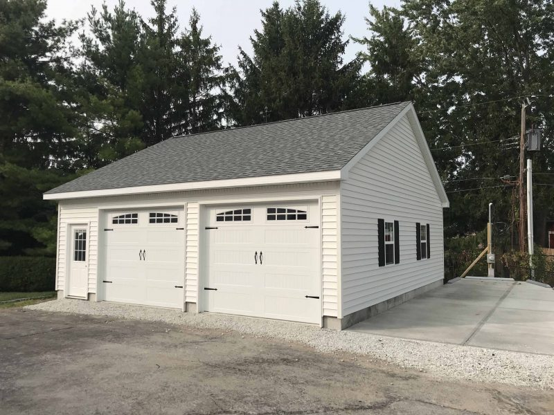 #T0115 – Garage in Indianapolis