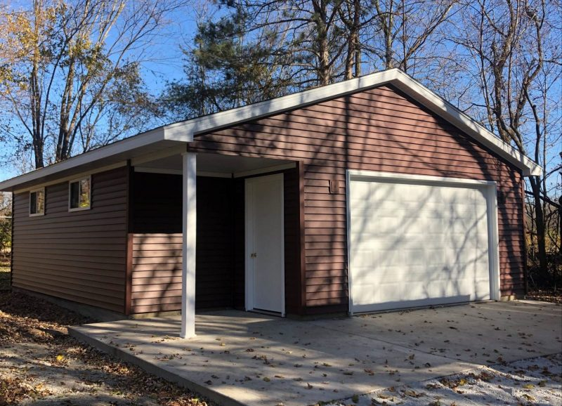 #T0285 – Garage in South Bend