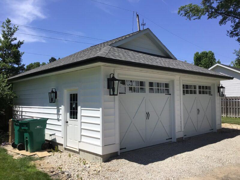#T0373 – Garage in Webster Groves
